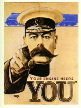 Your Engine Needs You
